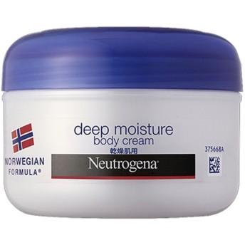 Neutrogena(ニュートロジーナ) ノルウェーフォーミュラ ディープモイスチャー ボディクリーム 微香性 200ml 〔ボディクリーム〕