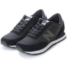 ニューバランス new balance NB ML501 NFF (ブラック)
