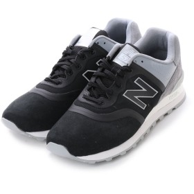 ニューバランス new balance NEW BALANCE MTL574 (ブラック×グレー)