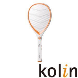 旺德 KOLIN歌林 充電式捕蚊拍 KEM-WD01 三層金屬網、大網面 LED藍光誘蚊燈