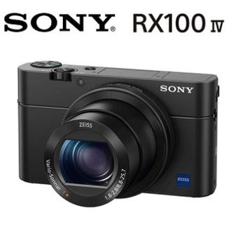 展示出清~SONY RX100IV DSC-RX100M4 限量送電池+32G高速卡+座充+保護貼+吹球清潔組
