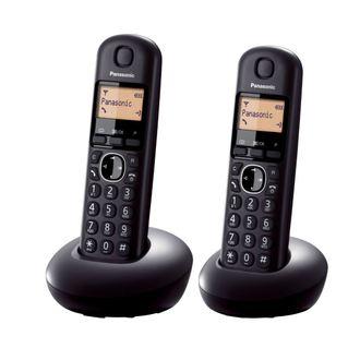 台灣哈里 國際 Panasonic DECT數位式無線電話 KX-TGB212(紅色)
