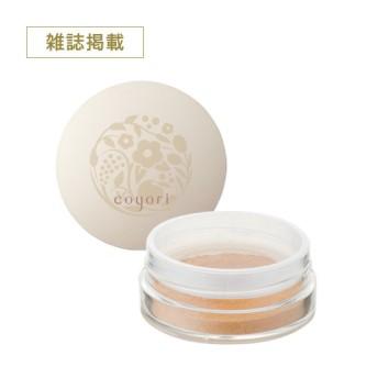 [Coyori]美肌オイルフィットファンデーション 10g(標準的な肌色)