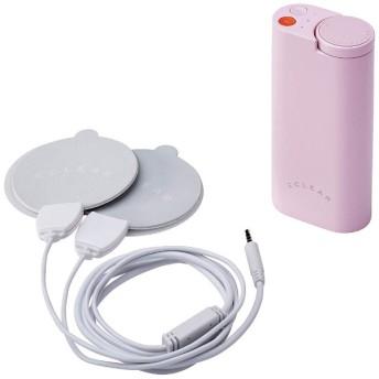 温熱低周波治療器 ECLEAR refree on HCM-PH01PN/N ピンク