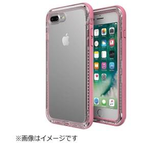 iPhone 8 Plus用 LIFEPROOF NEXT 耐衝撃・防塵ケース Cactus Rose