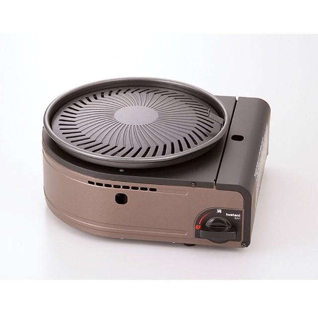 CB-SLG-1 カセットコンロ スモークレス焼肉グリル やきまる