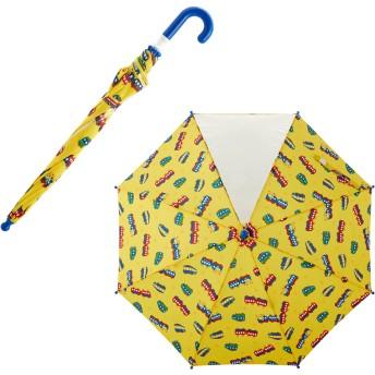 ミキハウス プッチー&うさこ 総柄プリント傘(45cm) 黄