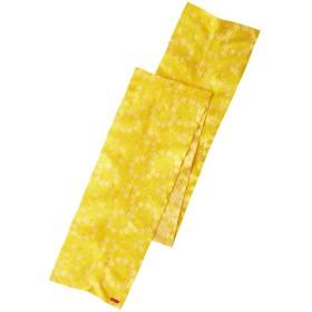 ミキハウス さくら模様 帯 黄