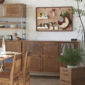 journal standard Furniture ≪大型商品≫BRISTOL KITCHEN COUNTER LB その他カラー K フリー