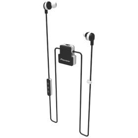 bluetooth イヤホン カナル型 WHITE SE-CL5BT [リモコン・マイク対応 /ワイヤレス(左右コード) /Bluetooth]