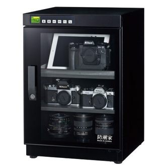 防潮家 79公升頂級商品 電子防潮箱 FD-76A 微電腦控制 更穩定更安心  20年市場肯定耐用有口碑