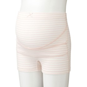 【ANGELIEBE/エンジェリーベ】ピジョン おなからくらく妊婦帯パンツ ピンク L