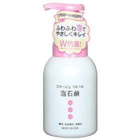 コラージュフルフル 泡石鹸ピンク