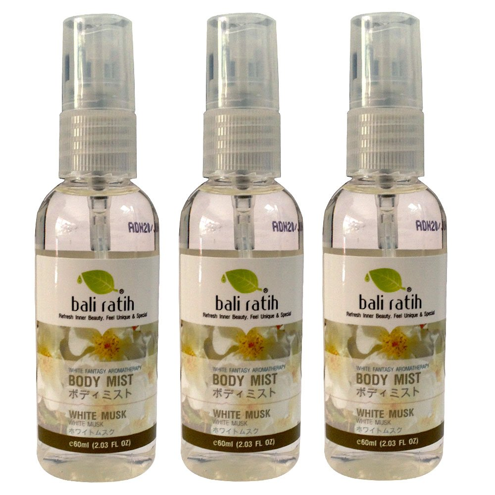 Baltyid Shop Line Body Lotion Bali Ratih Mist White Musk