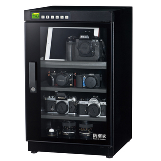 防潮家 90公升 電子防潮箱 FD-86A 快速微電腦型電子防潮箱 相機防潮箱 收藏品防潮櫃