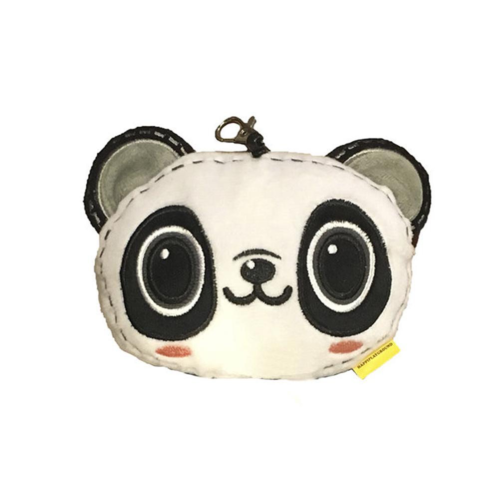 Happiplayground|Pucci & Panda 零錢包(大頭款)