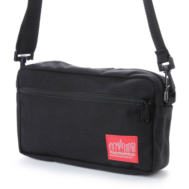 マンハッタンポーテージ Manhattan Portage Jogger Bag (Black)
