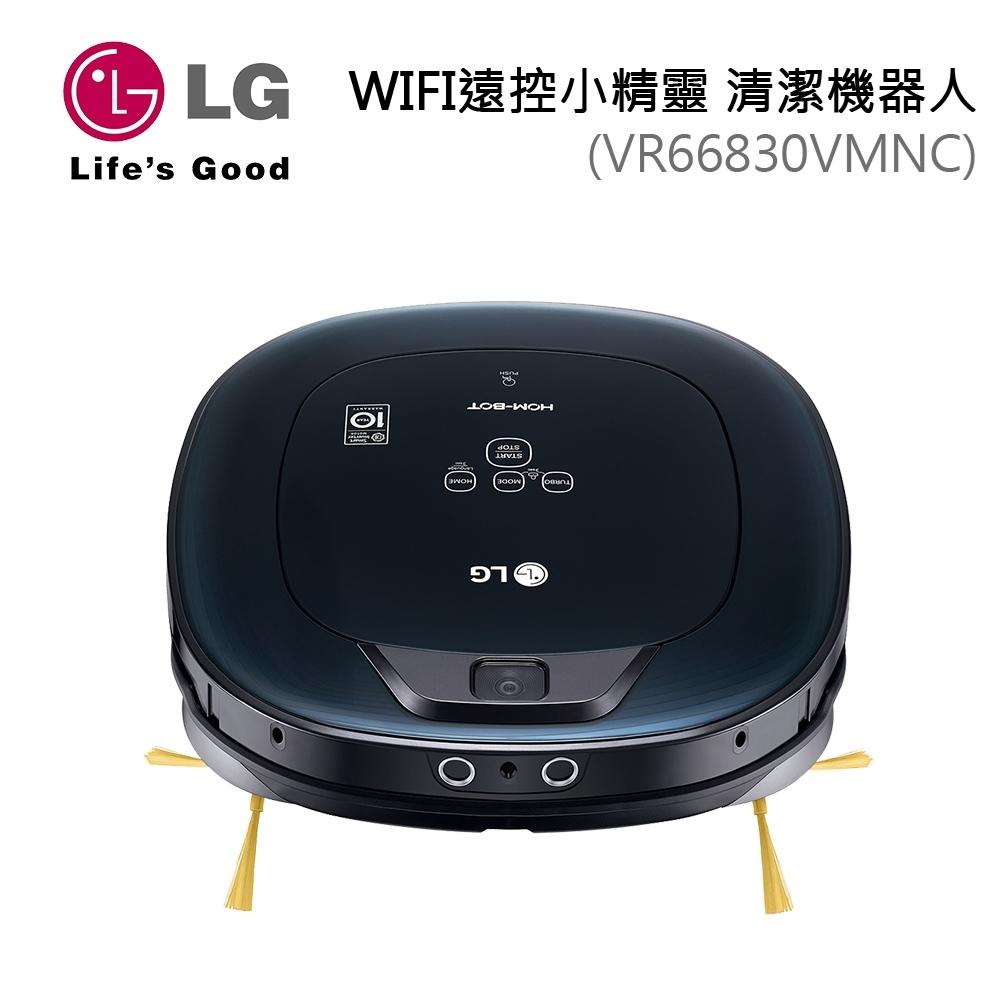 LG  WIFI遠控小精靈清潔機器人 VR66830VMNC