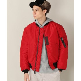 JOURNAL STANDARD BUZZ RICKSONS / バズリクソン : RED MA-1 レッド M