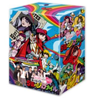 「ももクロChan ーMomoiro Clover Z Channelー ー飛び出す5色のジュブナイルー」DVDーBOX