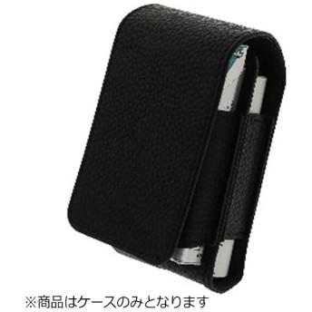 電子たばこglo用ケース ショートタイプ LP-GLSTLBK ブラック