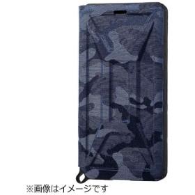 iPhone X用 手帳型 ZEROSHOCK フラップ FT3 PM-A17XZEROFT3