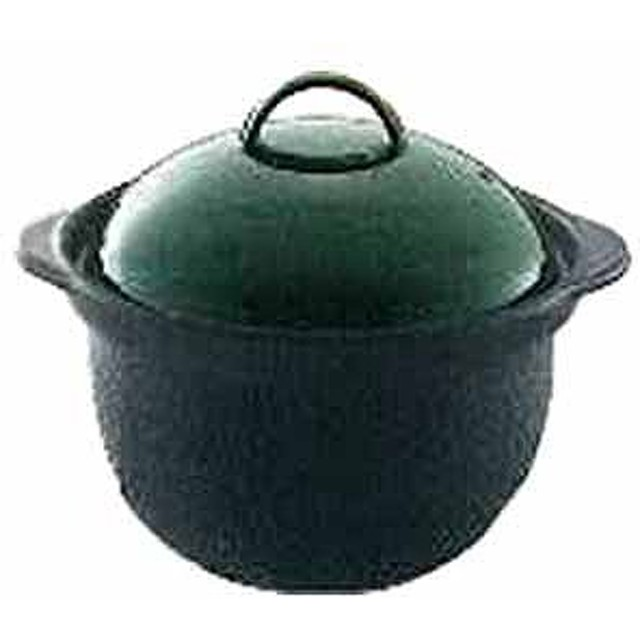 ミヤオカンパニーリミテド サーマテック直火炊飯土鍋 TDG02 (オリーブ)