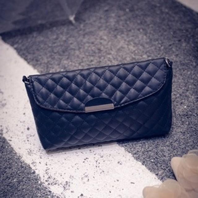 tas slempang clutch kulit retro shoulder chain Mango clutch bag bta100: Rp 53.700