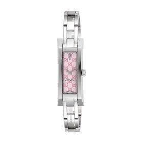 SALE グッチ GUCCI G-LINK YA110524 腕時計 レディース 送料無料 ピンクパール