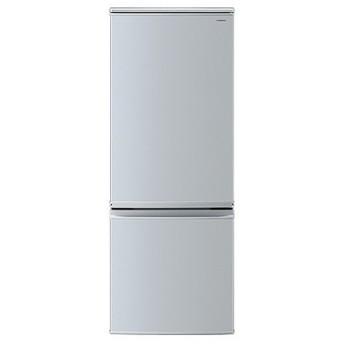 SHARP SJ-D17D-S シルバー系 [冷蔵庫(167L・左右フリー)] 冷蔵庫/冷凍庫