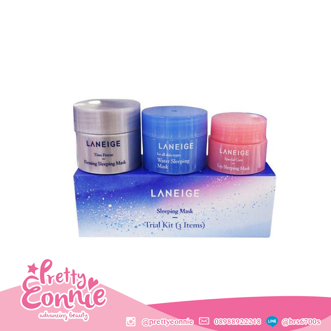 Pretty Eonnie Shop Line Laneige Lip Sleeping Mask 3gr