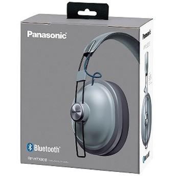 パナソニック Panasonic ブルートゥースヘッドホン(クールグレー) RP-HTX80B-H