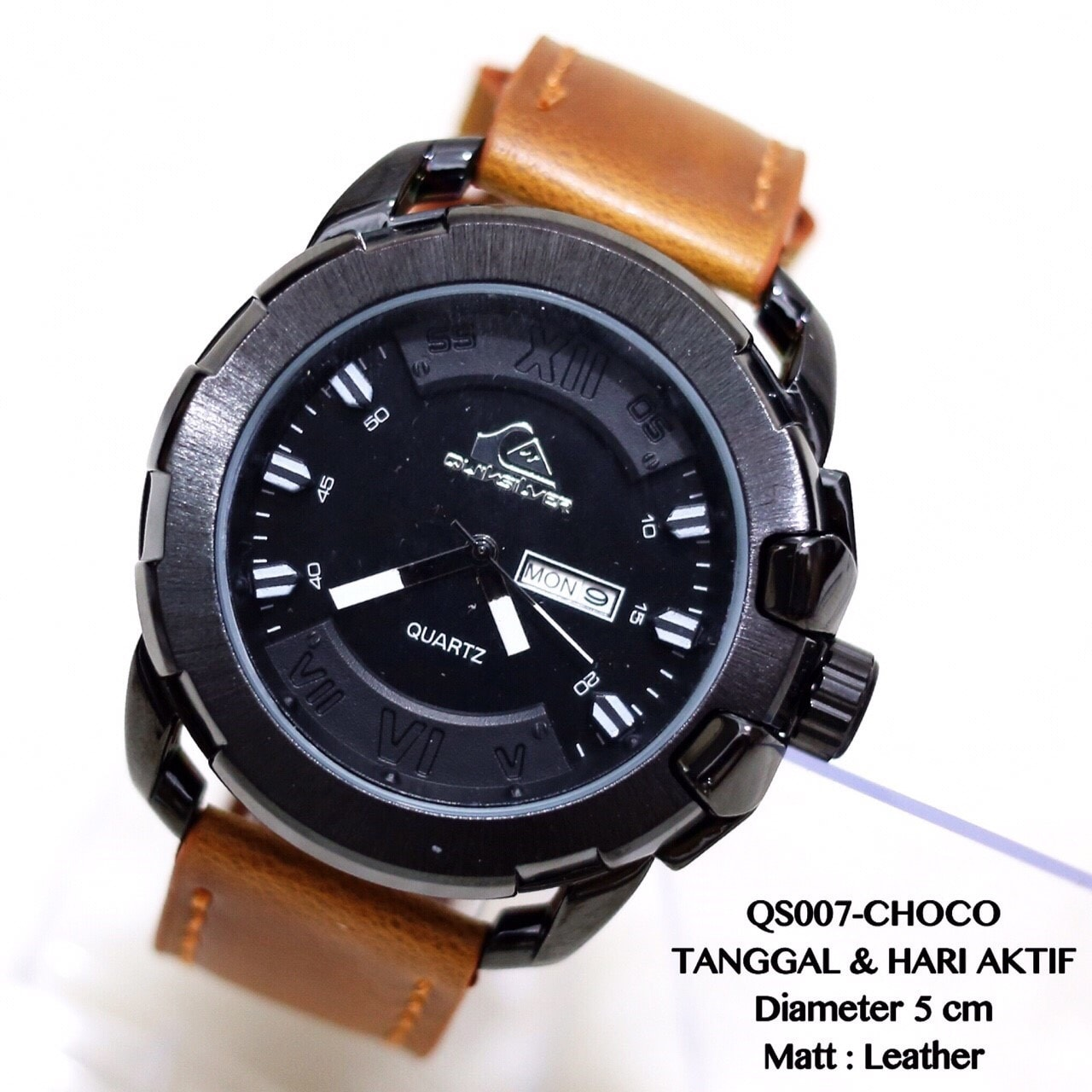 Jam tangan pria sporty QUICKSILVER supplier grosir termurah casual c82c29cd10