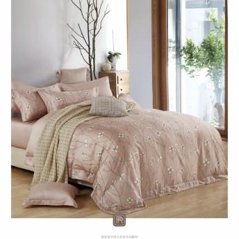 【特惠純天然】貝禮絲7件式天絲鋪棉床罩組