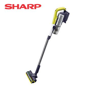 SHARP 夏普 RACTIVE Air 羽量級無線快充吸塵器 EC-A1RTW-Y 芥末黃