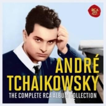 ピアノ作品集/Andre Tchaikovsky: The Complete Rca Collection (Ltd)