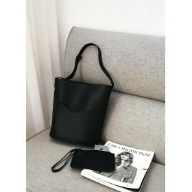 ポーチSETポケットショルダーバッグ・全3色・n49392