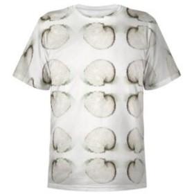 [受注生産] Paper Nautilus 全面プリントTシャツ