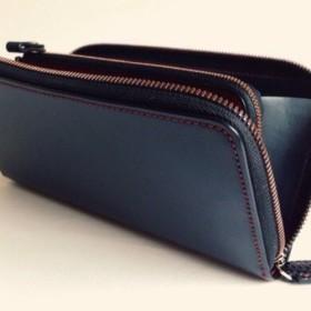 cordovan長財布 受注製作 *ご購入の前にお問い合わせください。