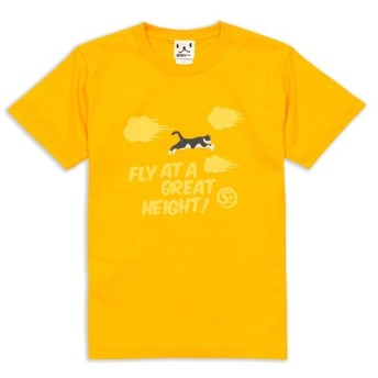 SCOPYネコTシャツ「FLY!」 ゆうひ