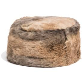 フェイクファー トーク帽 ベレー帽 帽子 ユニセックス FAKE FUR TALK CAP BERET UNISEX