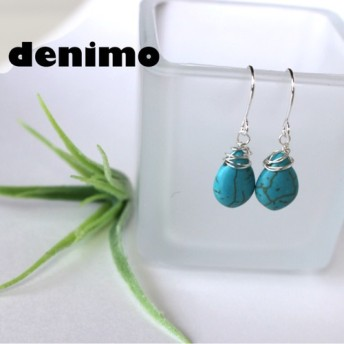 drops(turquoise)