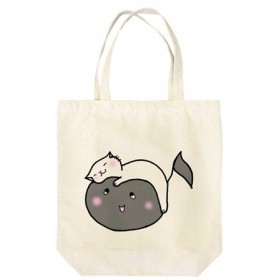 音符と猫のトートバッグ【楽器シリーズ】