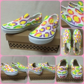 VANS/Paint Shoes(受注生産)