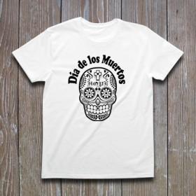 メキシカンスカル Tシャツ