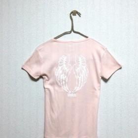 【Wing】Rocky's オリジナルTシャツ ピンク