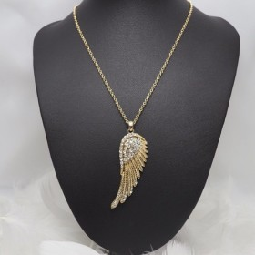 Angel wing ネックレス clea