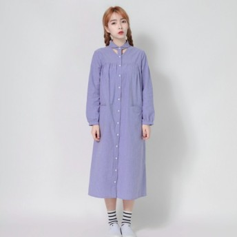 SU:MIは言っウィンザー中空紫色のドレス_7SF004_