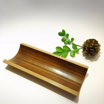 炭化竹茶は手作りです