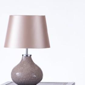 シャンパンモザイクテーブルランプ-BNL00084